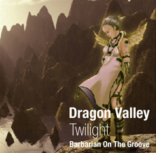 Dragon Valley - Twilight - <龍谷の黄昏>のジャケット