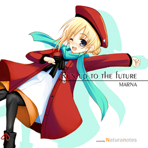 RUN-UP TO THE FUTUREのジャケット
